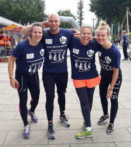 Het team van Struijk Fysiotherapie.